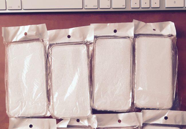 Čirý obal pro iPhone 6/6s za 100 Kč?