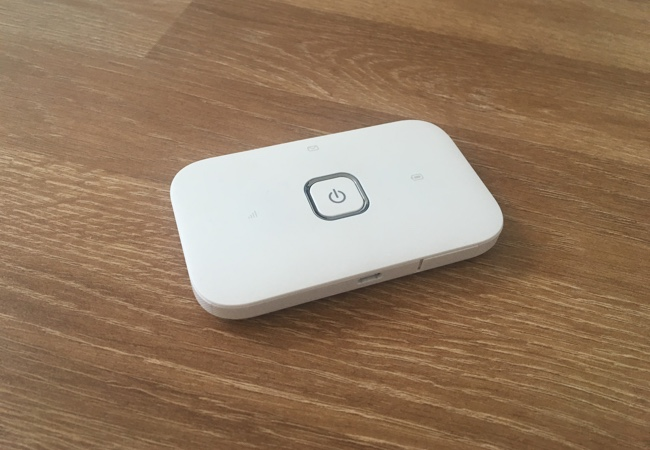 Vodafone R216 wifi hotspot – LTE internet do kapsy