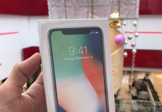Kupujeme iPhone X včetně pojištění a prodloužené záruky