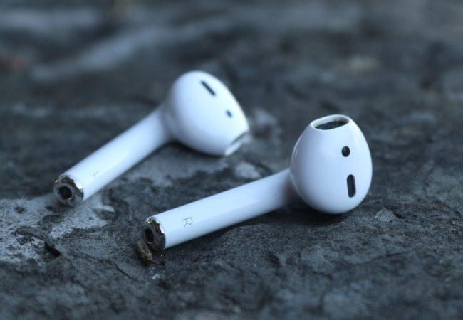 Reklamace sluchátek Apple Airpods