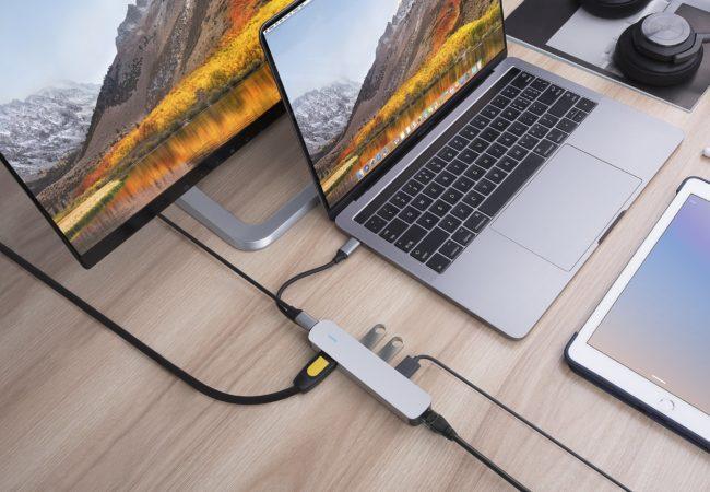 USB-C hub pro Macbook