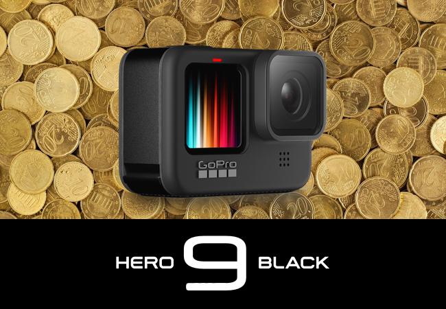 Proč si koupit GoPro HERO9 Black na gopro.com